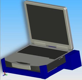 TB laptop