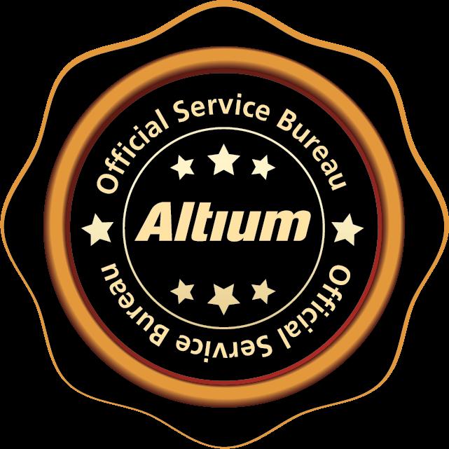 Altium certified service bureau partner