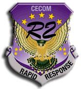 US Army Communications Electronics Command CECOM - Rapid Response - R2