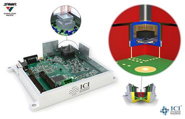MEMS Accelerometer Control Board