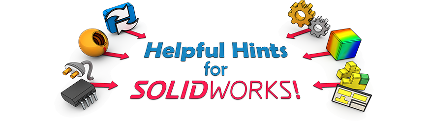 Helpful Tips for SolidWorks Logo