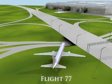 September, 11th Case Study: Flight 77